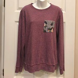 on the byas Tops - On The Byas Sweatshirt