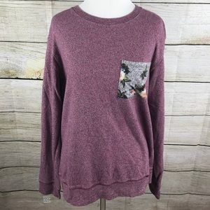 on the byas Tops - On The Byas Sweatshirt