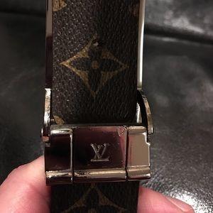 63c25d89ccd8 Louis Vuitton Accessories - Vintage Louis Vuitton women belt 37
