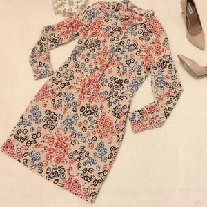 Anthro Boden floral dress