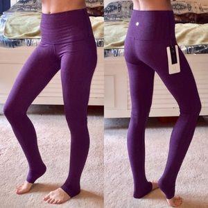 lululemon athletica Pants - NWT🦄Wunder Under Giant Herringbone Leggings Yoga