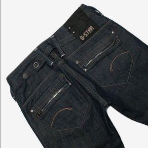 G-Star Denim - ☮️G Star Corvet Skinny Jean in size 26