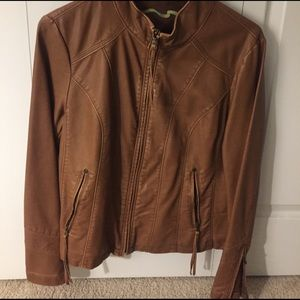 Big Chill Jackets & Blazers - Faux leather jacket