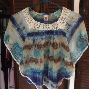 Beautees Other - Beautees blouse girls size small