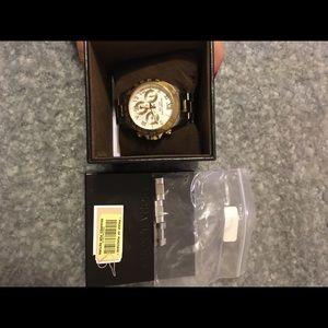 🔆- Michael Kors chronograph watch