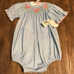 Edgehill Collection Other - Edgehill bubble smock