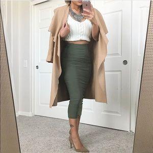 Dresses & Skirts - No letting go midi skirt