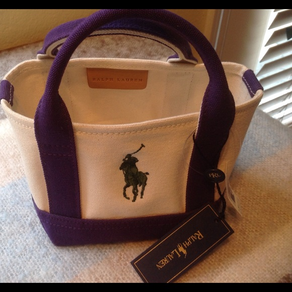 3a8fff98c4 Polo Ralph Lauren Mini Tote