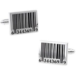 Queen Esther Etc Other - Men's Barcode Cuff Links