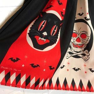 the oblong box shop Skirts - RARE Halloween Treat Skirt - The Oblong Box Shop L