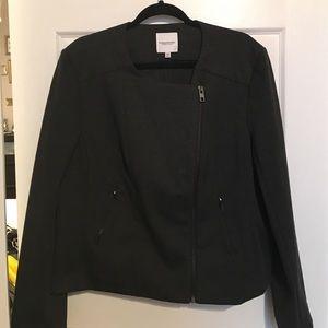 Catherine Malandrino Jackets & Blazers - Catherine Malandrino blazer gray.