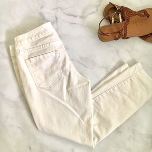 Mossimo Supply Co. Pants - White Capris