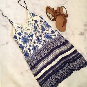 Adorable country boho dress