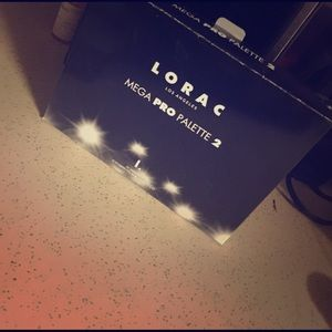 Authentic Lorac mega pro 2
