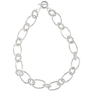 Chaps Jewelry - 🚨SALE! Chaps Chain Link Silver Necklace