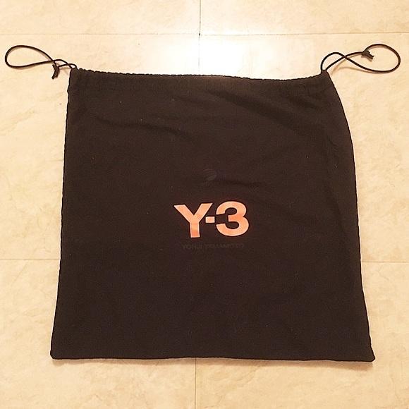 f1170f7751d Y-3 Accessories   Y3 Yohji Yamamoto X Adidas Sleeper Dust Bag   Poshmark