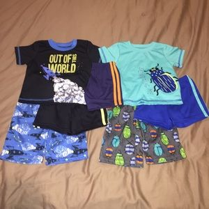 Carter's Other - Boys 12 month 3 piece pajama sets