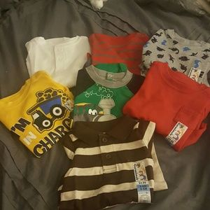 Other - Boy's infant onesies