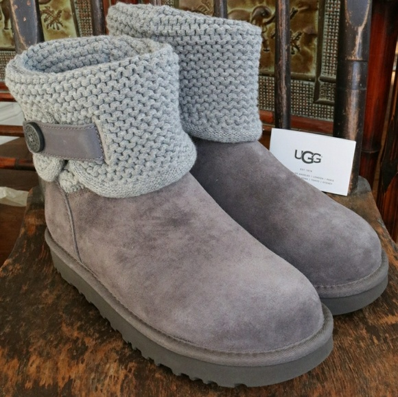 01f603431b2 Shania UGG boots