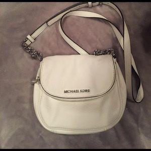 Michael Kors Handbags - Michael Koral White Small Purse