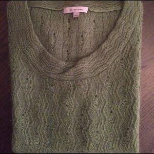 CLASSIQUES ENTIER mohair sweater