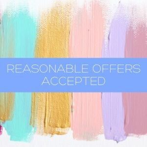 I love offers and bundles!!!