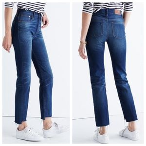 Madewell Denim - Madewell the perfect vintage jeans