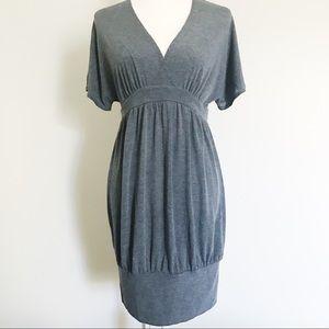  Grey Bubble Dress