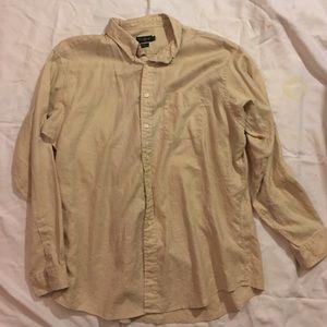 J. Crew Other - J Crew 100% Linen Shirt