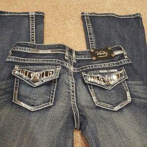 Vanity Denim - Vanity flare leg jeans