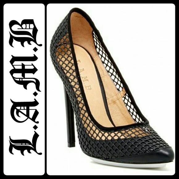 L.A.M.B.  scarpe   L.A.M.B. Lamb Gwen Stefani High Heels   Poshmark f2b896