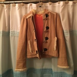 Juicy Couture Jackets & Blazers - Juicy Sherpa lined jacket