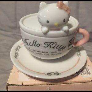 Rare Sanrio Hello Kitty Trinket Holder