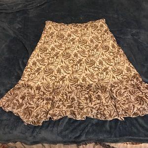 Covington size 16 skirt