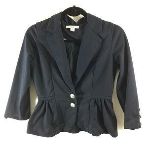 Papaya Jackets & Blazers - Papaya navy blue blazer