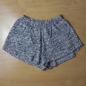 Brandy Melville Pants - Brandy Melville Gray Remi Shorts Small NWT
