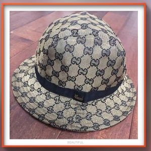 """Other - Kids unisex GUCCI """"style"""" bucket hat"""