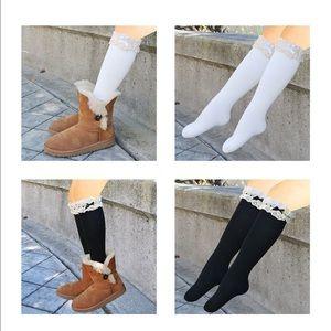Other - NWOT Girls Boot Socks