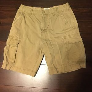 St. John's Bay Other - St. John's Bay Khaki Cargo Shorts