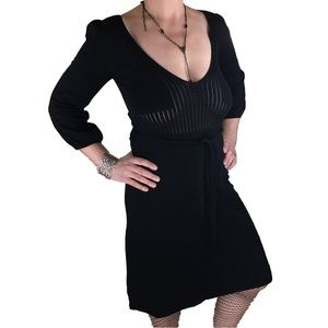 French Connection Dresses & Skirts - French Connection Black dress 10