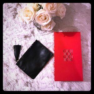 Carolina Herrera Handbags - CAROLINA HERRERA Leather Pouch