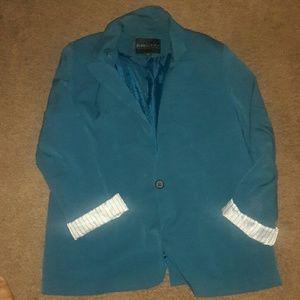 1 button blazer size 3x