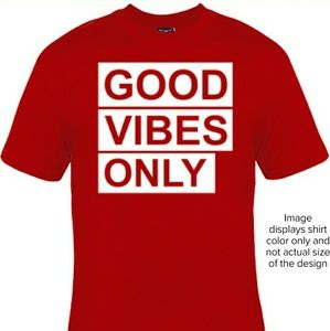 1726 Store Other - Good vibes only trendy shirt