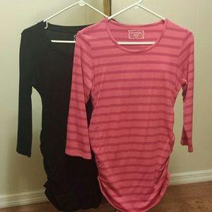 Motherhood Tops - Maternity shirts