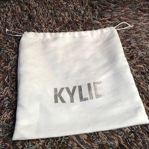 Kylie Cosmetics Handbags - KYLIE COSMETICS DRAWSTRING BAG
