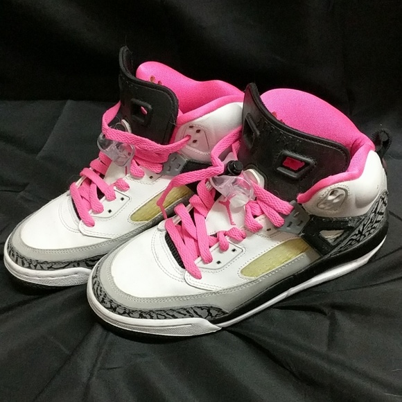 "e44f390c4f2902 Jordan Shoes - Air Jordan Spizike GS ""Hyper Pink"""