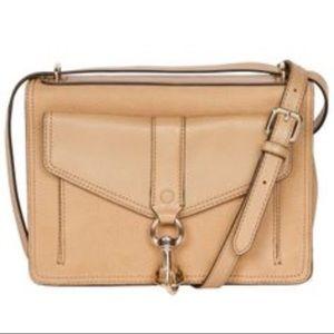 Rebecca Minkoff Handbags - ⬇️Rebecca Minkoff Perry Moto Crossbody - Tawny