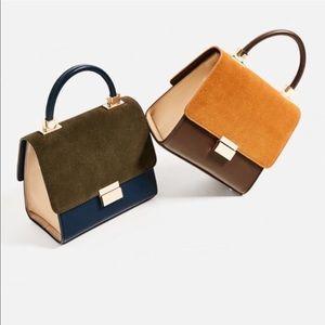 Host Pick Zara mini city purse