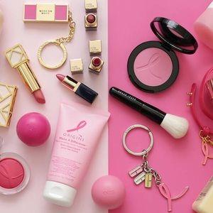 NIB Bobbi Brown Breast Cancer Awareness Blush Set