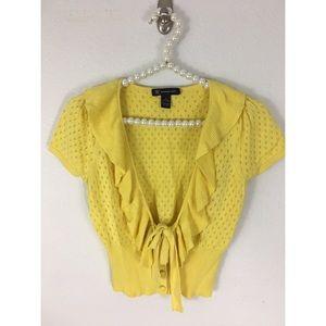 INC International Concepts Sweaters - INC International- Vintage Style Cardigan Sz SM